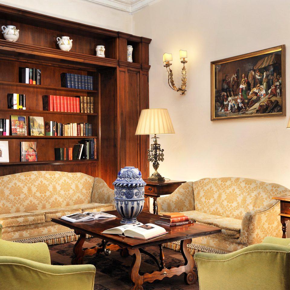Classic Elegant Historic Lounge Luxury Romance Romantic sofa living room property home shelf cottage leather