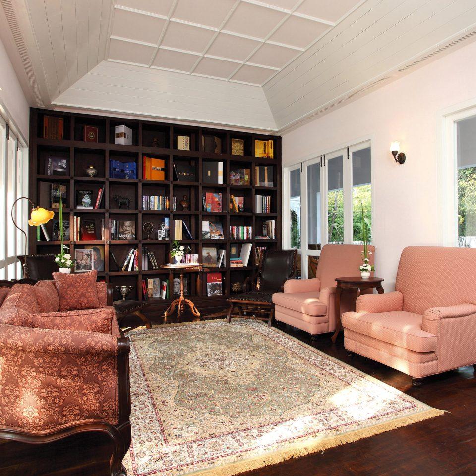 Classic Elegant Jungle Lobby Lounge Luxury property living room home condominium Suite