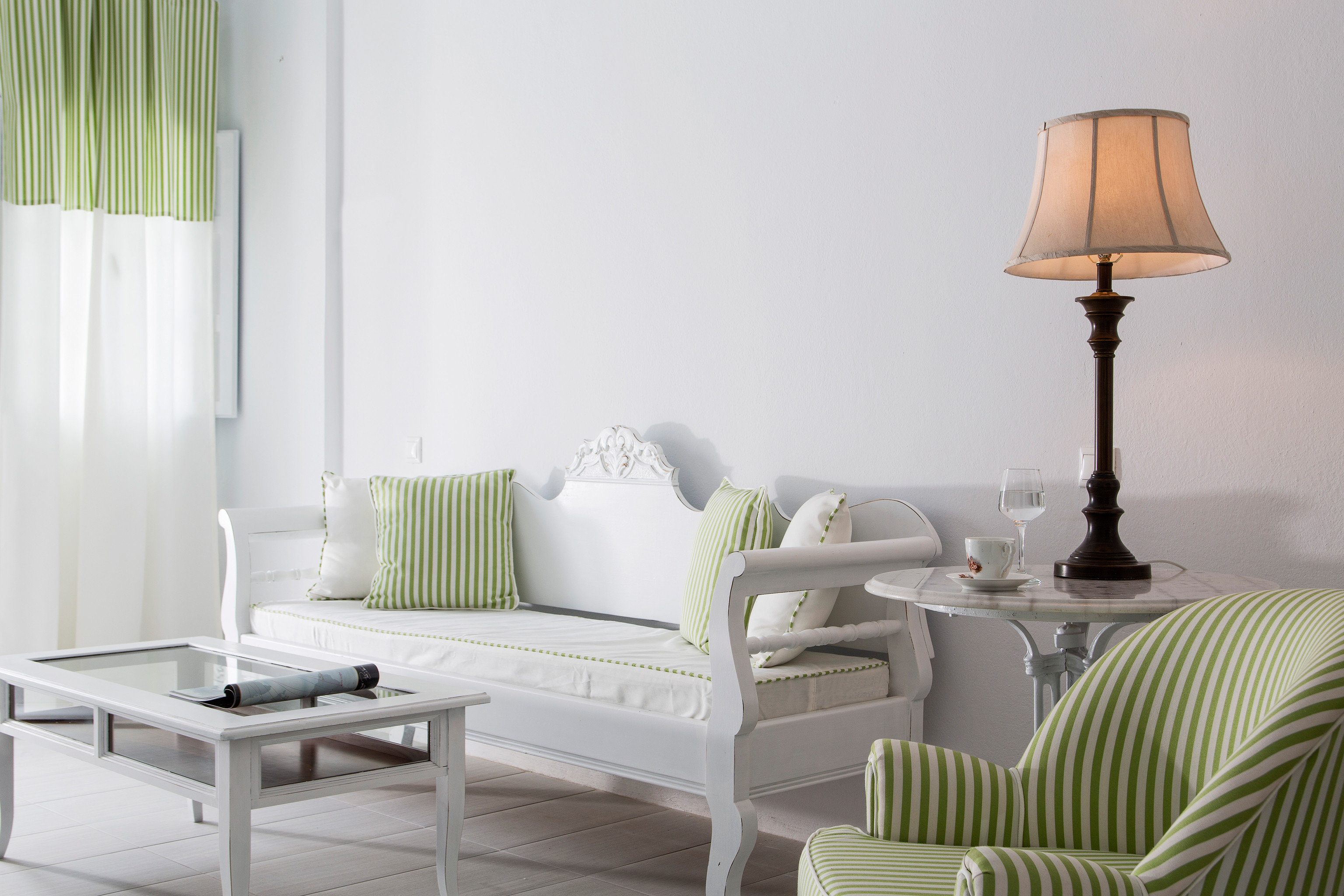 Classic Elegant sofa living room lighting lamp