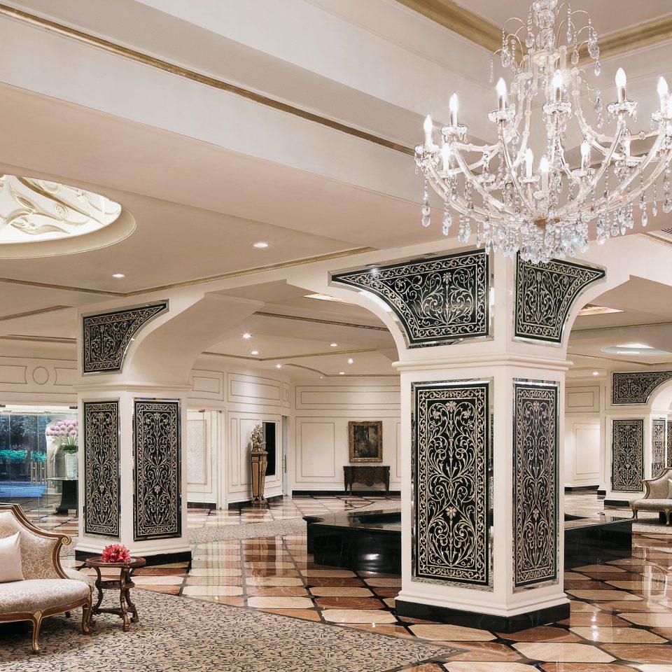 Classic Elegant Lobby Lounge Luxury property living room lighting home daylighting mansion