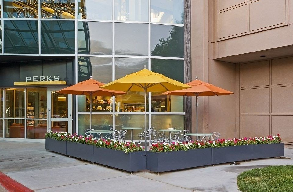 Classic Exterior Patio Resort building outdoor structure