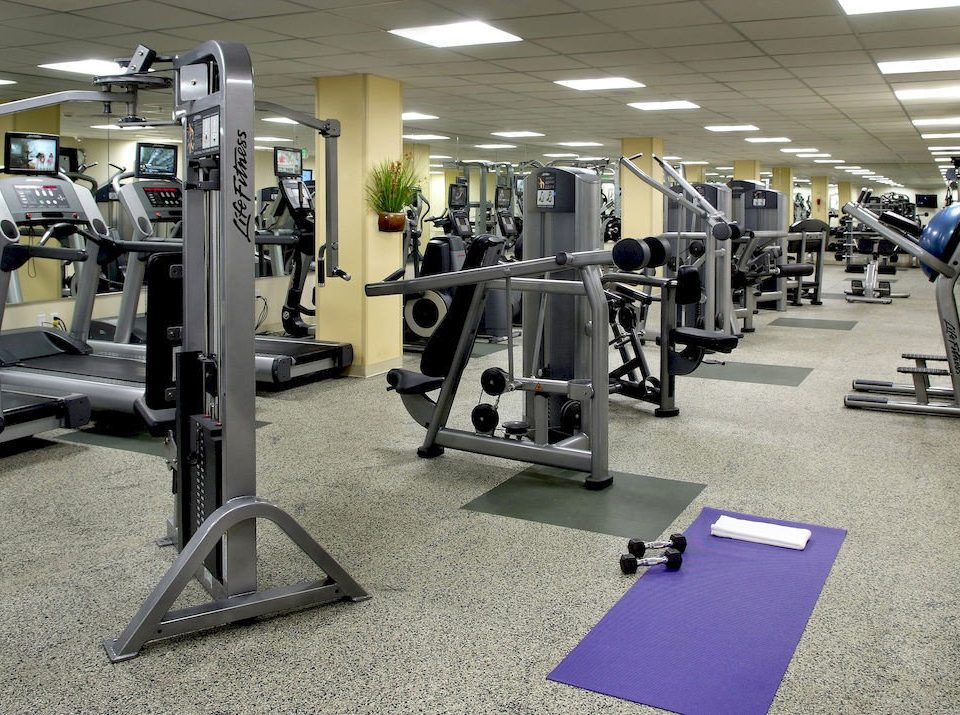 Classic Family Fitness structure gym sport venue Sport airport muscle arm