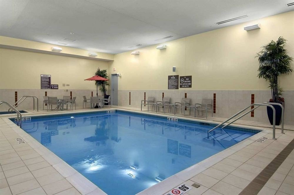 Classic Family Pool swimming pool property leisure centre condominium blue