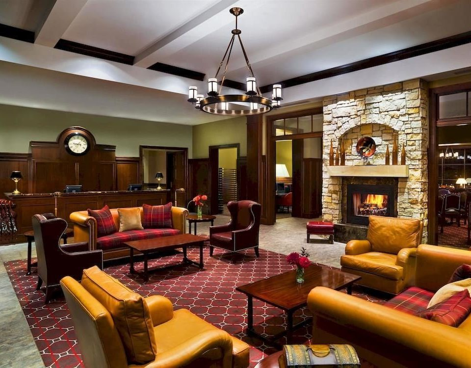 Classic Fireplace Lobby property recreation room living room billiard room home condominium