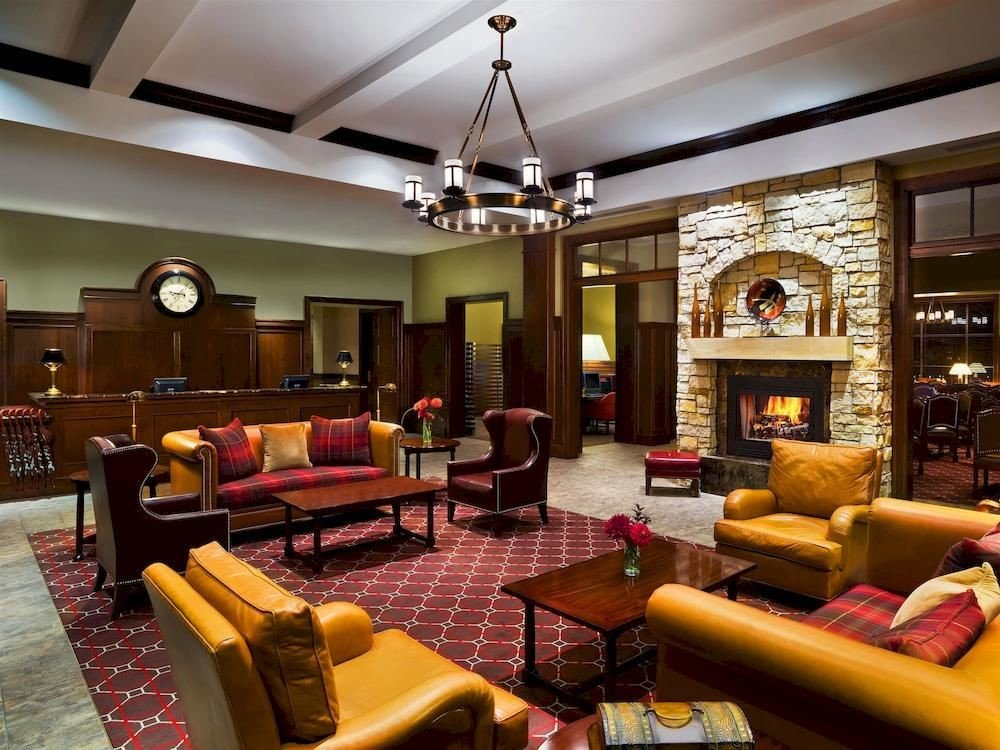 Classic Fireplace Lobby property recreation room living room billiard room home condominium