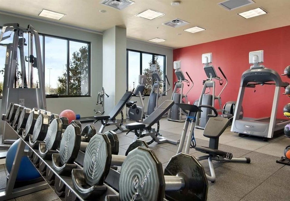 Classic Fitness structure gym sport venue leisure muscle physical fitness