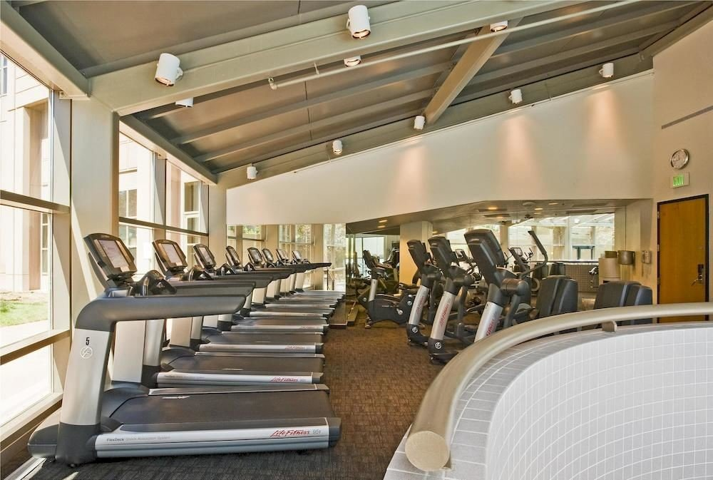 Classic Fitness Resort Sport Wellness conference hall auditorium Lobby convention center