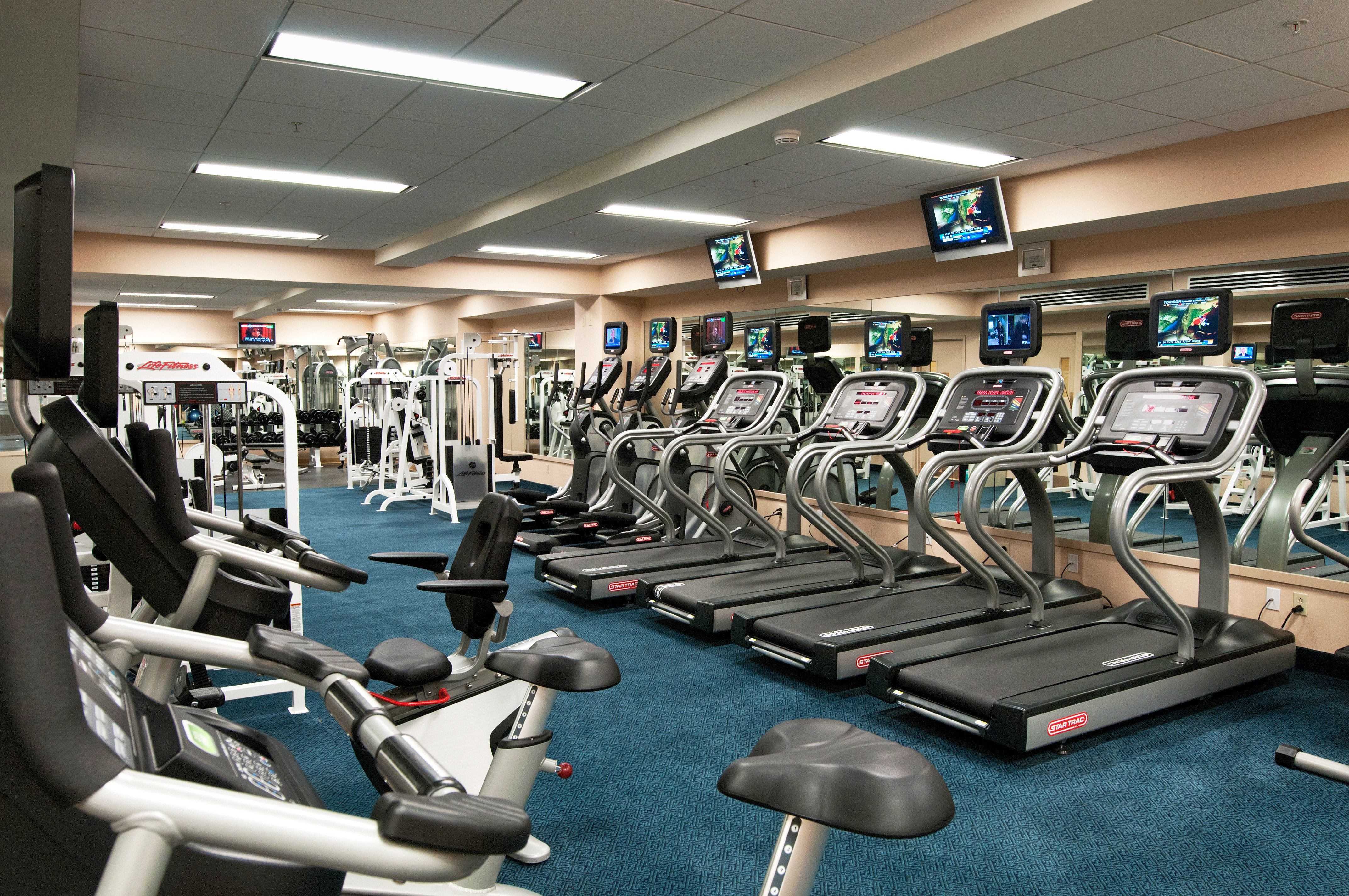 Classic Fitness Resort Sport Wellness structure gym sport venue exercise device leisure