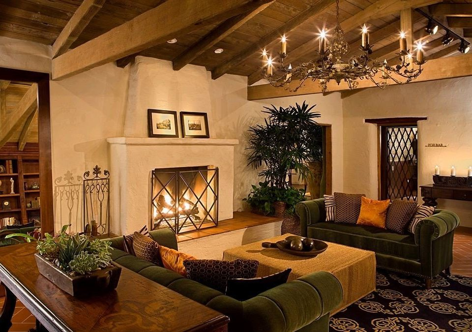 Classic Lounge Luxury Romantic living room property home Lobby cottage Villa farmhouse mansion