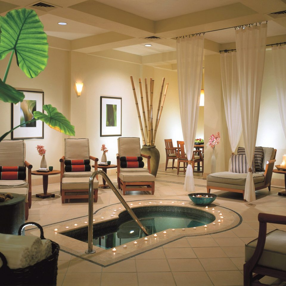 Classic Lounge Luxury Pool Resort Spa Wellness Lobby property living room green home recreation room condominium mansion Villa