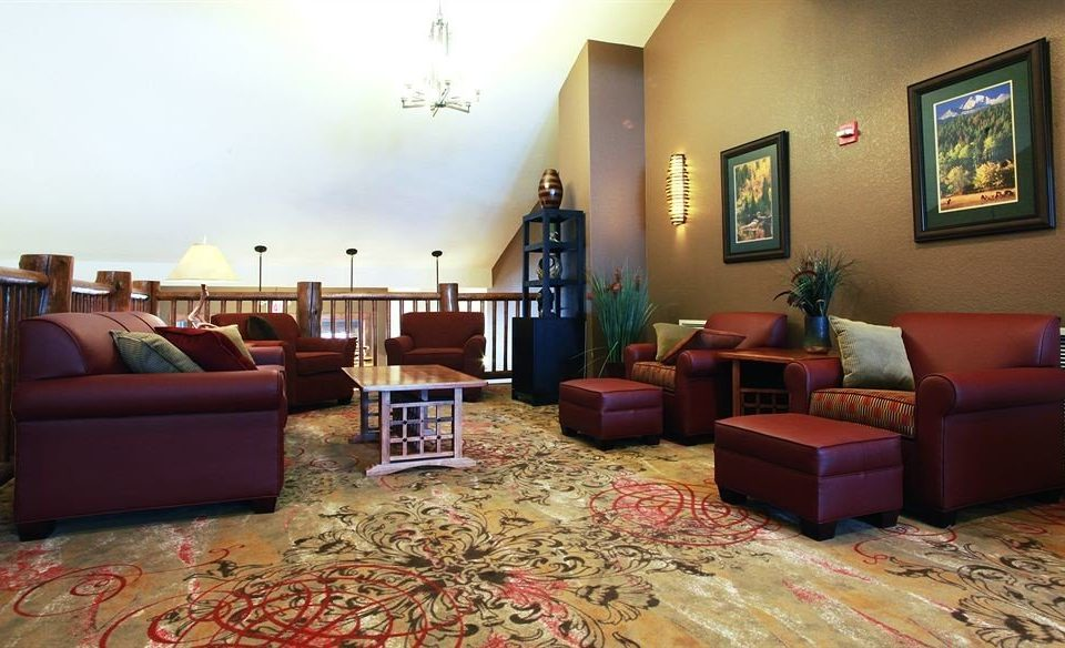Classic Lounge Resort sofa living room property red rug home condominium hardwood Lobby cottage flooring
