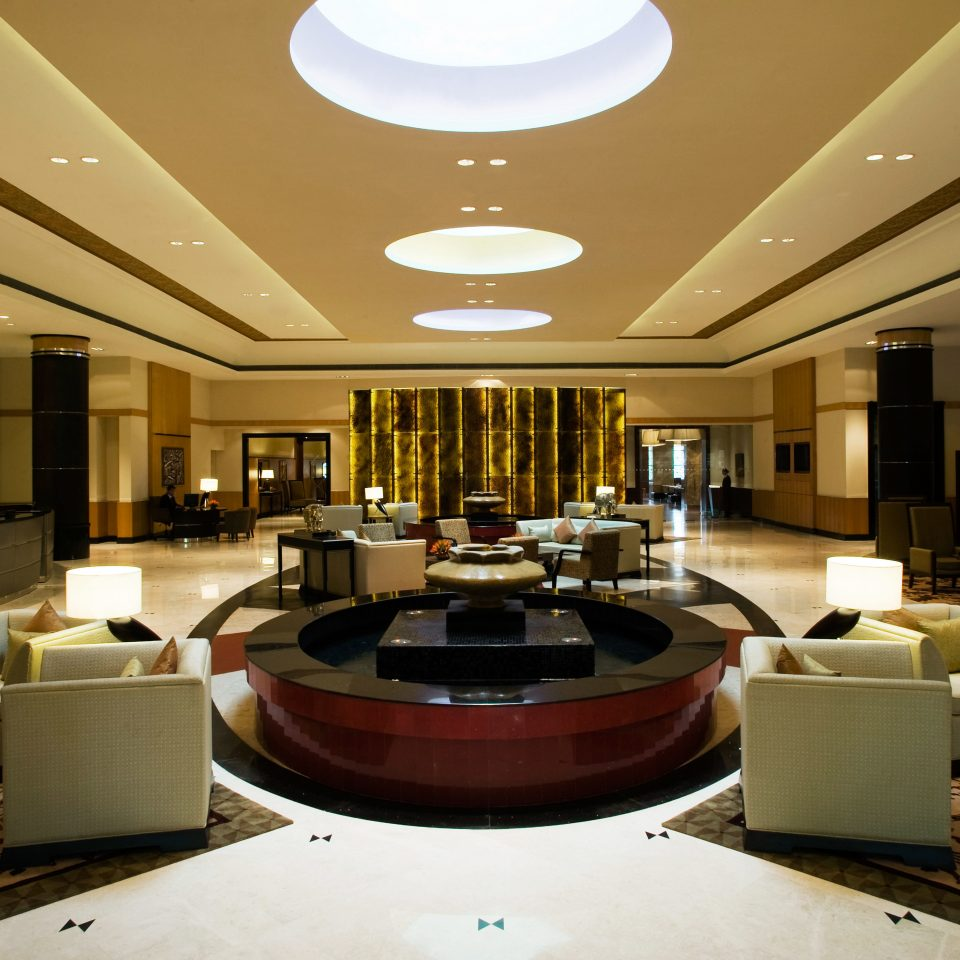Classic Lobby Lounge Resort lighting function hall convention center living room