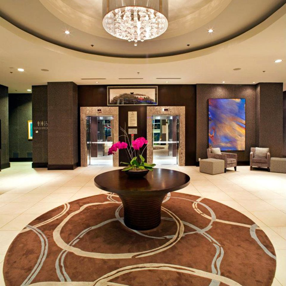 Classic Lobby Lounge Resort property living room hardwood home flooring lighting wood flooring fancy