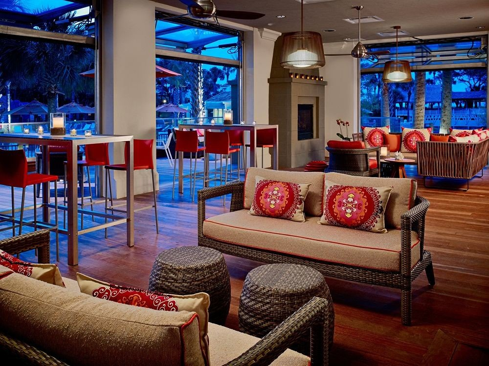 Classic Lounge Resort recreation room Lobby living room restaurant