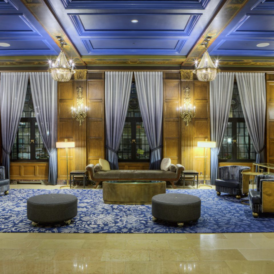 Classic Resort Lobby function hall conference hall ballroom auditorium convention center mansion restaurant