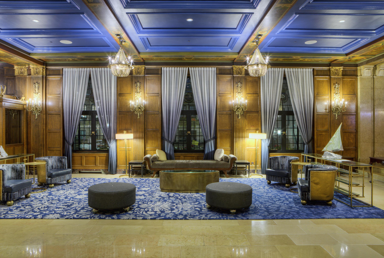 Classic Resort Lobby function hall conference hall ballroom auditorium convention center mansion restaurant
