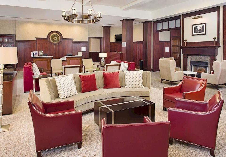 Classic Lobby red property living room Suite