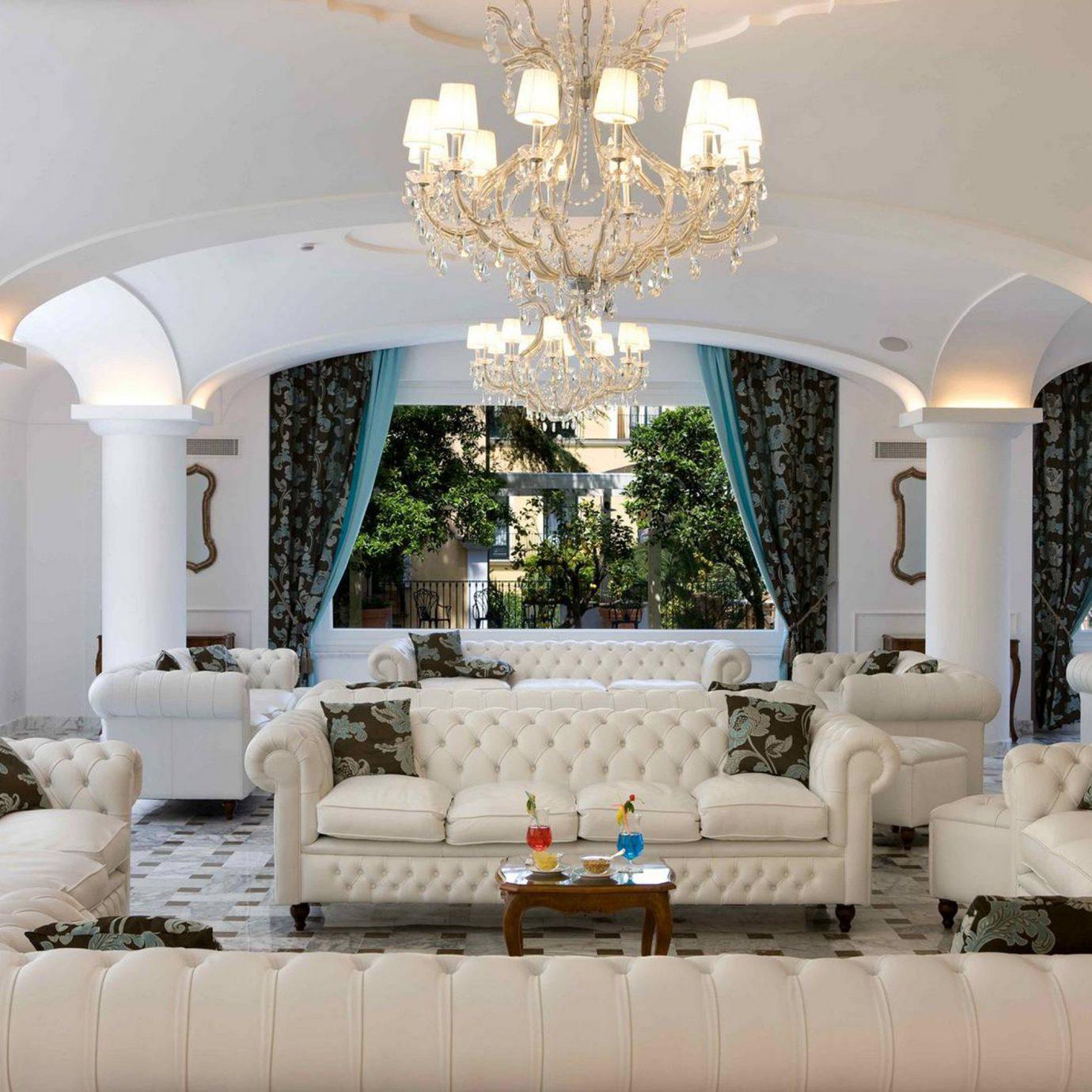Classic Lounge Scenic views Sea sofa living room property home mansion Villa white condominium