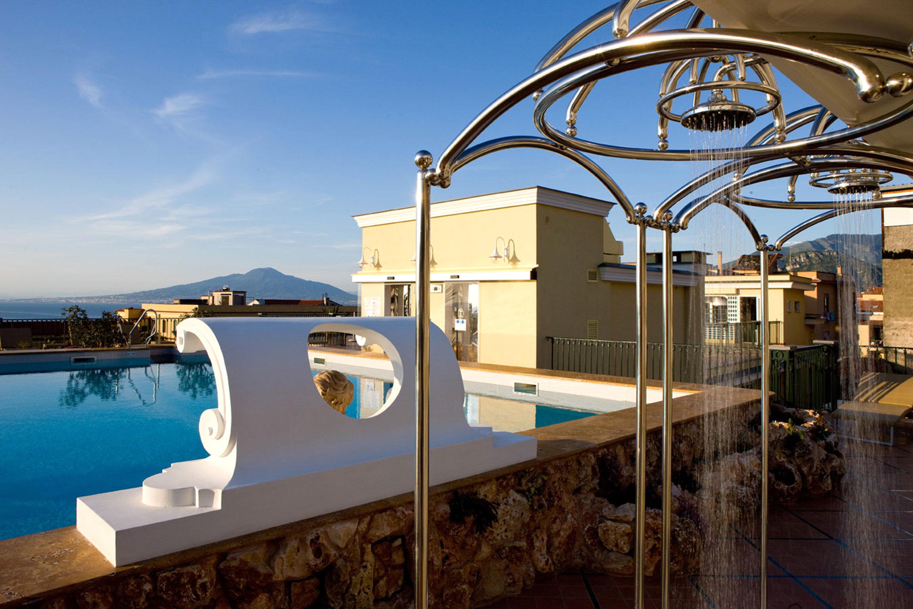 Classic Pool Scenic views Sea sky swimming pool Resort home restaurant Villa