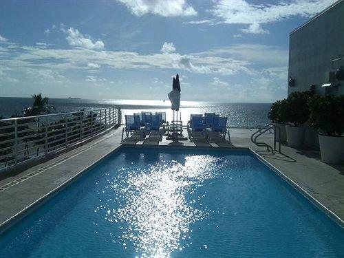 Classic Pool sky water swimming pool Sea passenger ship vehicle cruise ship Resort