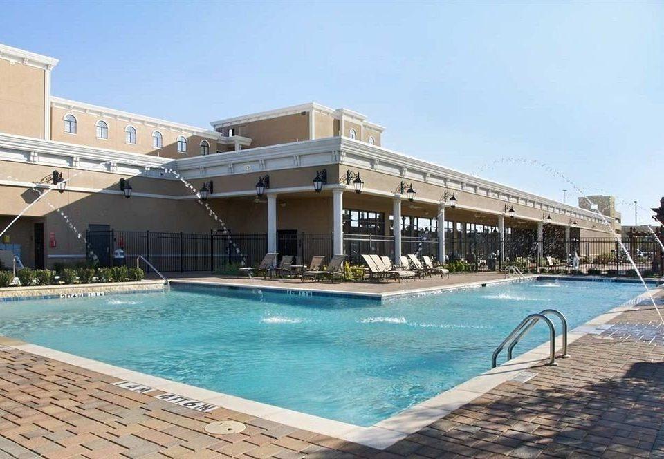 Classic Pool sky water ground swimming pool property leisure leisure centre Resort condominium Villa marina blue shore swimming