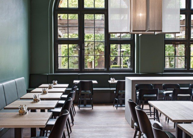 property classroom restaurant wooden conference hall condominium conference room