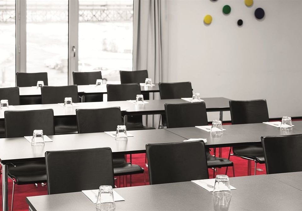 office classroom conference hall conference room dining table