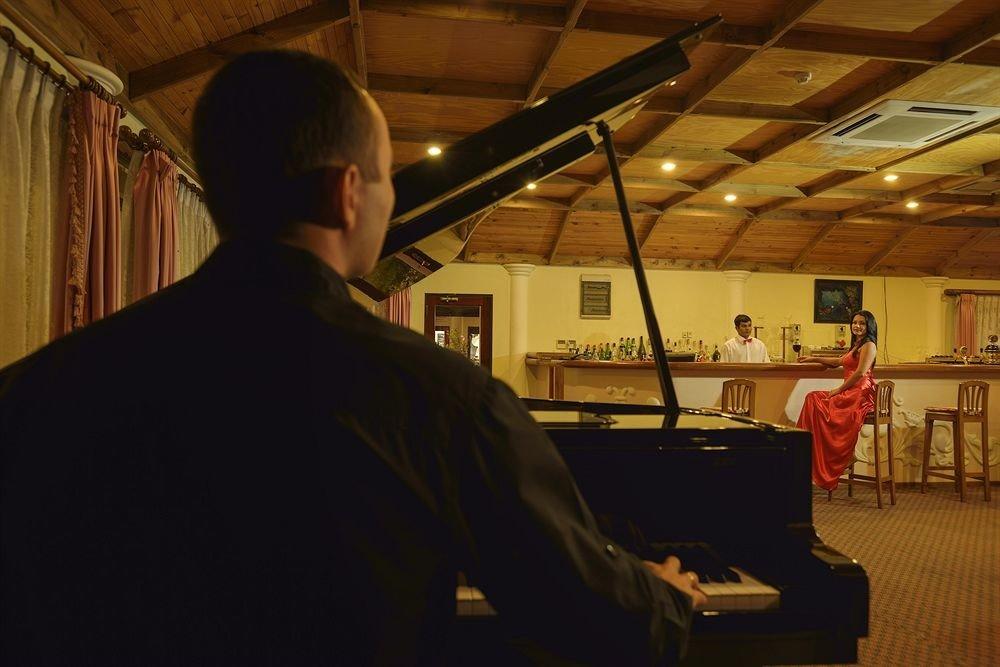 man piano screenshot clavier