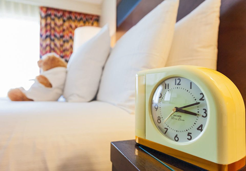 yellow product clock hand decor home accessories