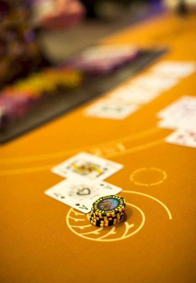 color yellow gambling house close up macro photography shape