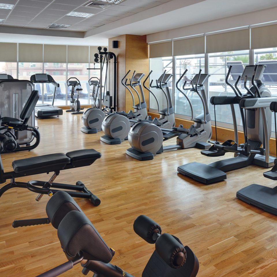 structure gym sport venue muscle physical fitness hard cluttered