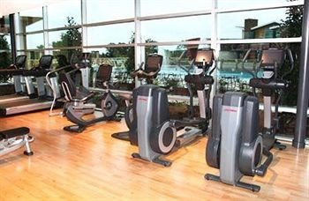 structure gym sport venue office hard cluttered