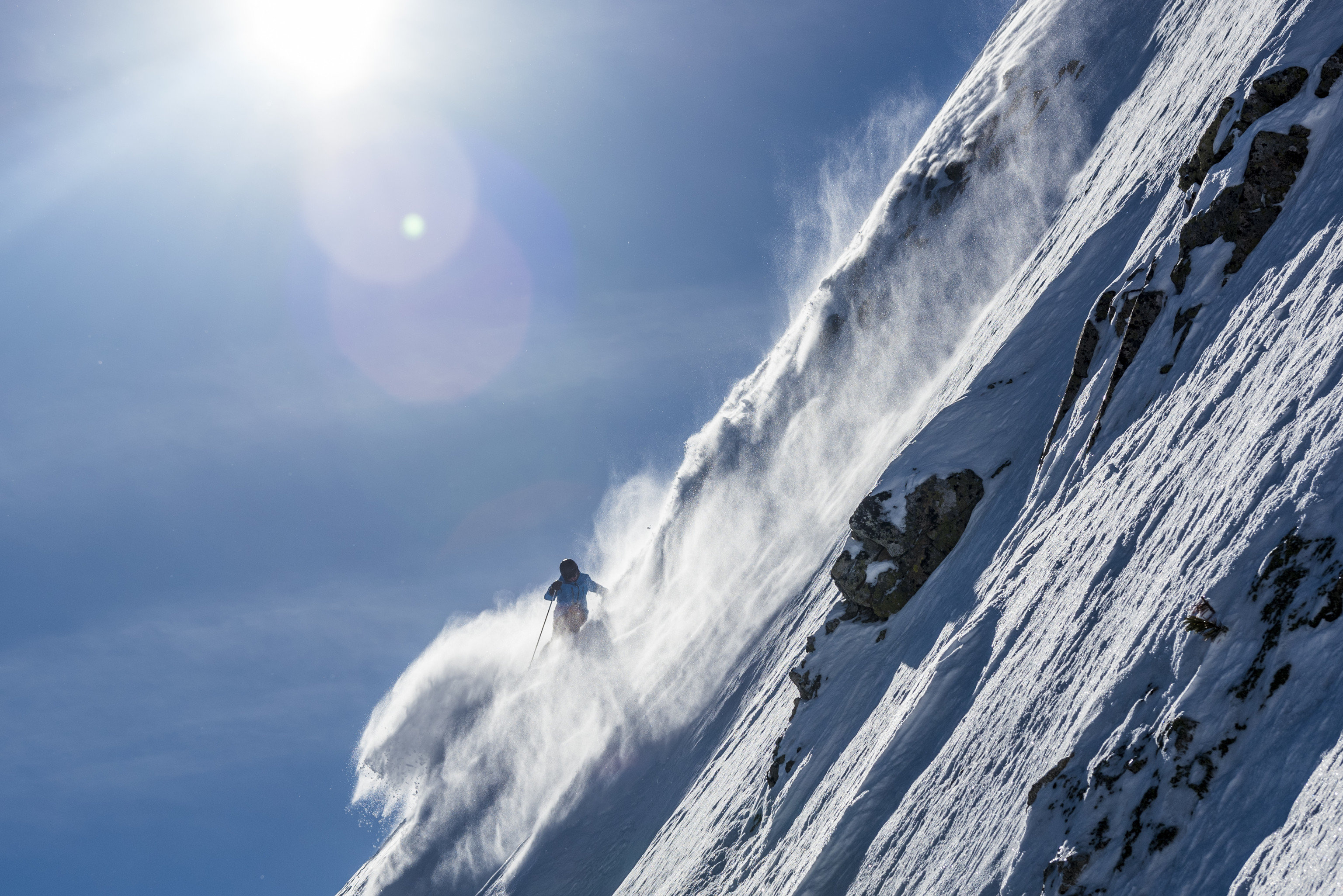 Hotels Luxury Travel Mountains + Skiing outdoor snow Nature mountain skiing slope geological phenomenon hill mountain range covered atmosphere of earth ice sports Ski winter sport ski equipment extreme sport ski mountaineering ski touring alps sports equipment mountaineering hillside