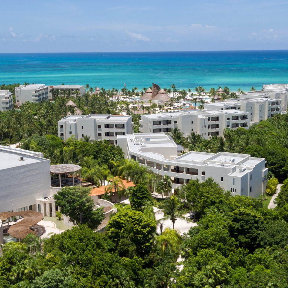 Hotels sky tree ecosystem Coast Nature Sea aerial photography Ocean Resort cape bird's eye view shore traveling
