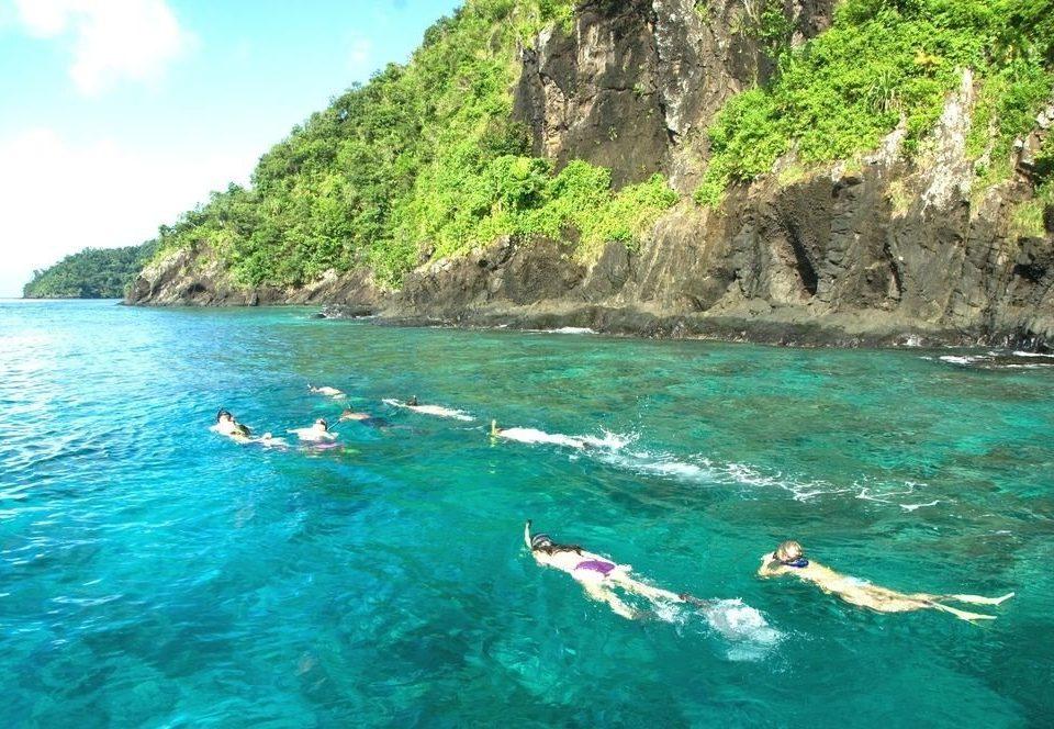 water water sport Sport Sea Coast Lagoon islet Island swimming wave day