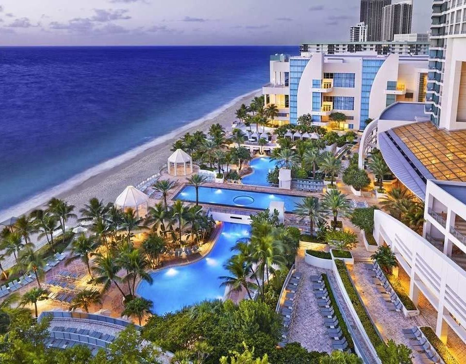 water Resort Coast Nature caribbean marina Sea dock condominium Water park walkway shore overlooking