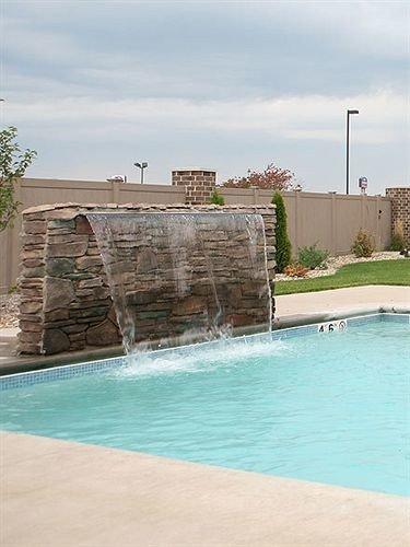 sky water swimming pool Pool property Sea swimming Coast Villa blue
