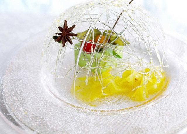 food dessert coconut flower