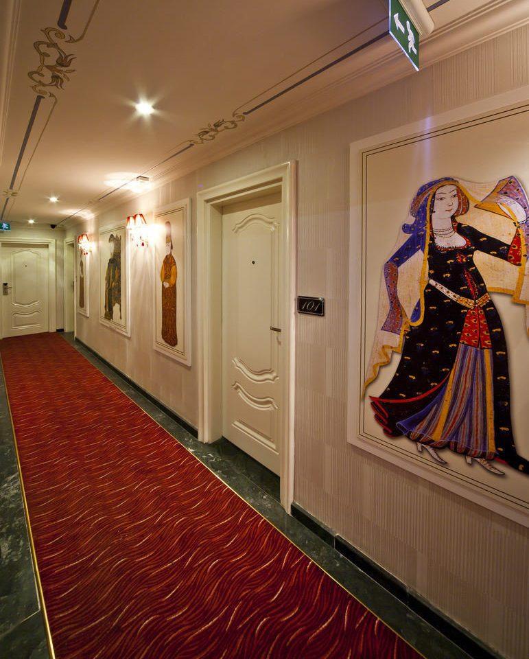 color flooring hall