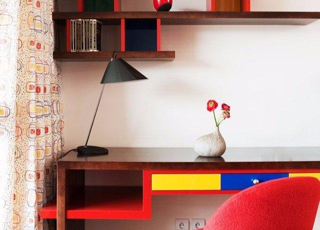 color shelf red living room shelving flooring lamp