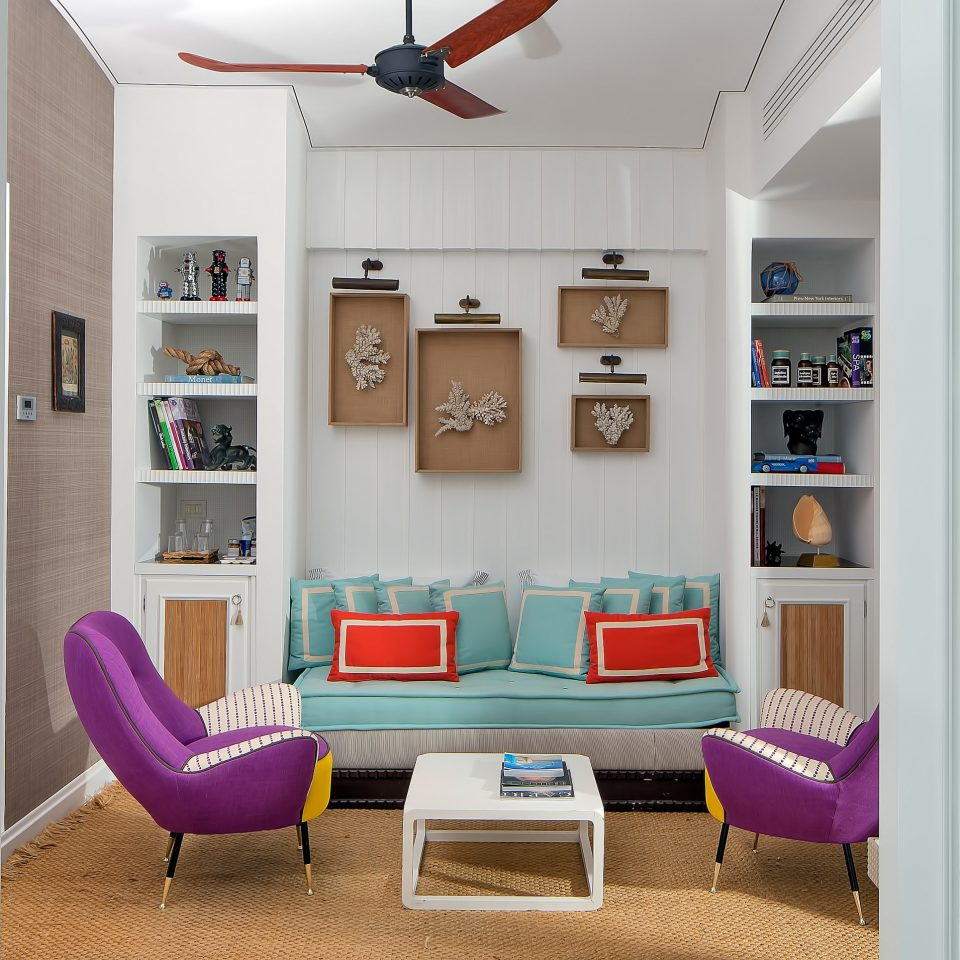 color living room home office