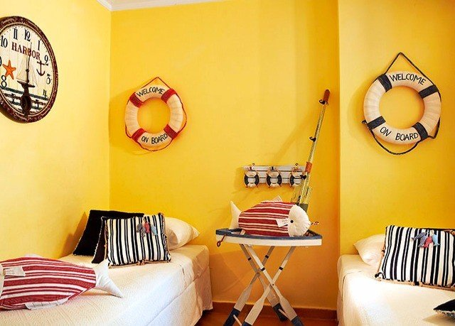 color yellow nursery living room