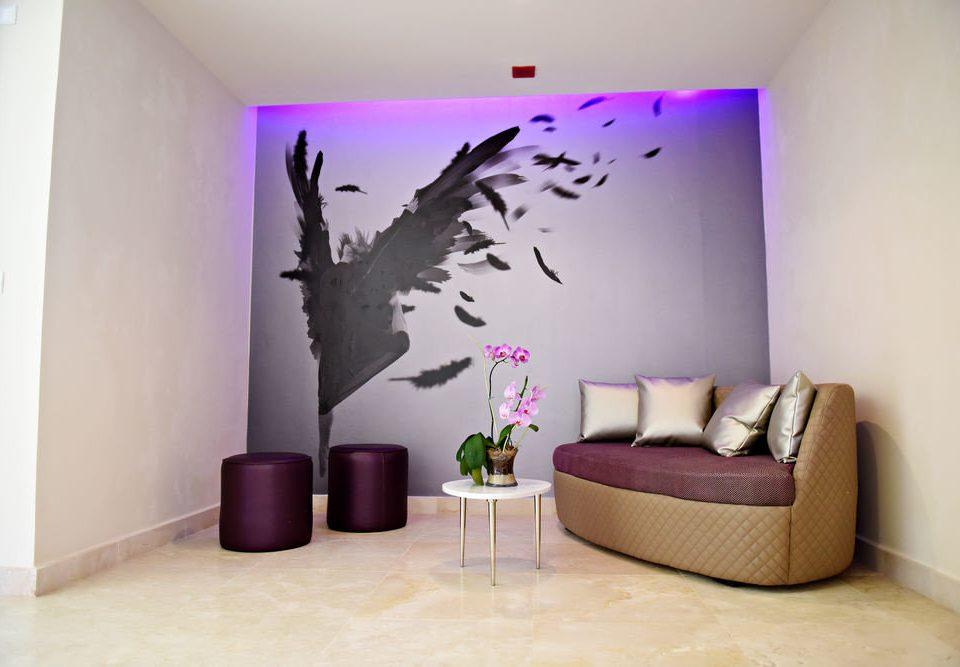 modern art mural living room wallpaper colored