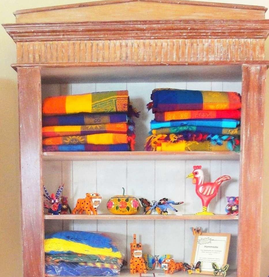 shelf shelving toy cupboard dollhouse colorful