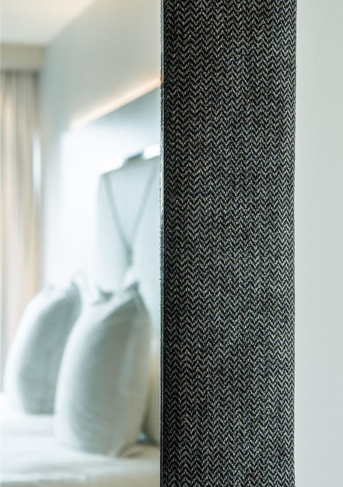 structure curtain column textile window treatment material tiled
