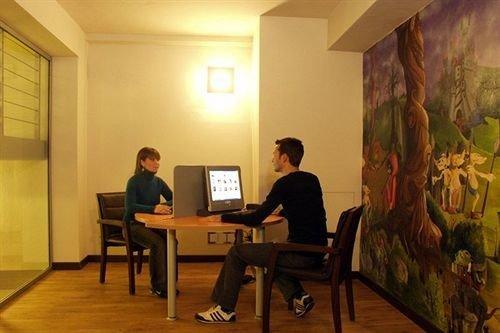 communication office conversation