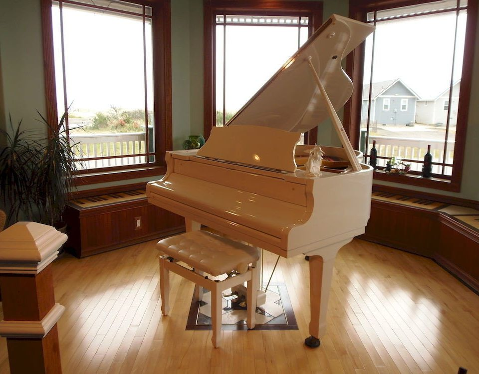 piano musical instrument property string instrument player piano fortepiano keyboard electronic device technology harpsichord hardwood spinet computer component organ