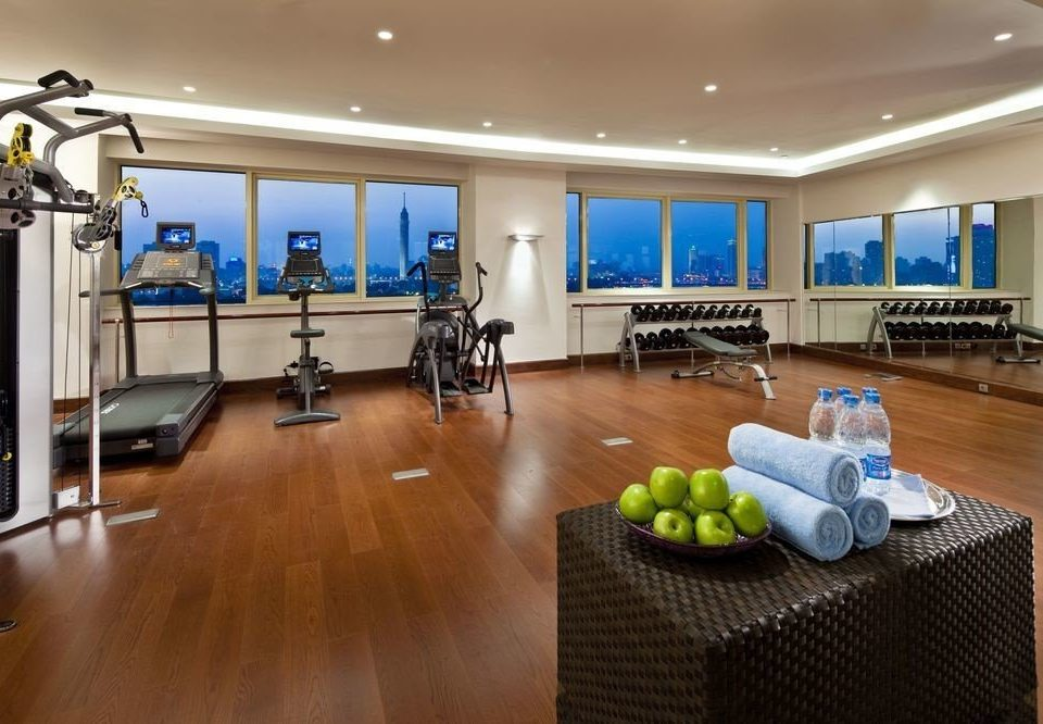structure property sport venue hard recreation room condominium gym living room flooring conference hall
