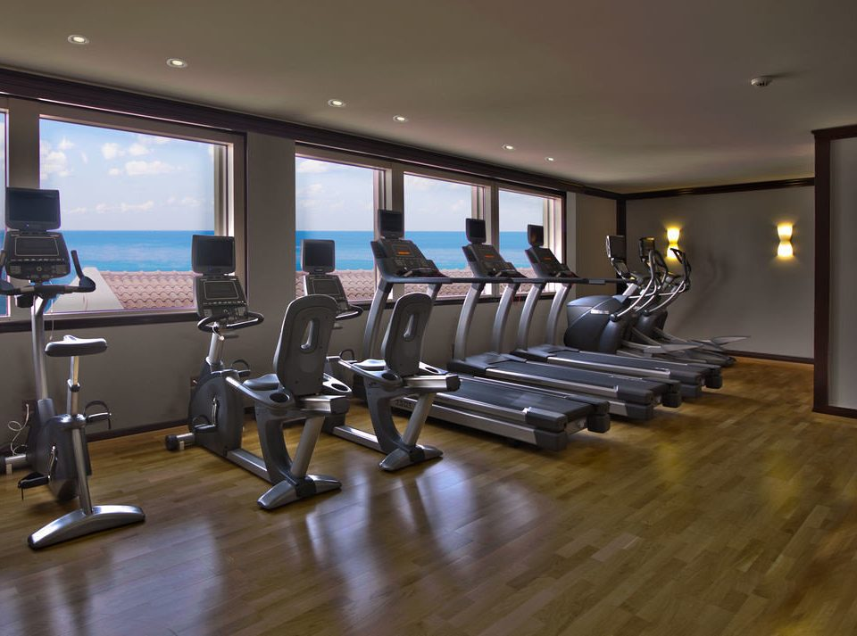 structure property sport venue conference hall gym recreation room condominium