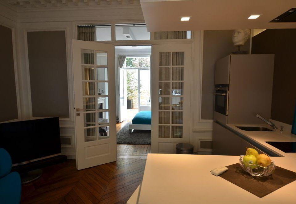 property living room home house hardwood lighting wood flooring condominium cottage loft dining table